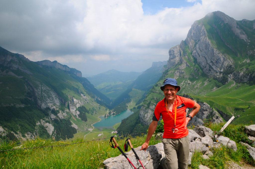 accompagnateur en randonnée - Randonnée Suisse Appenzell